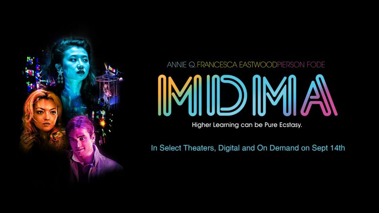 MDMA in select Theaters, Digital & On Demand 9/14