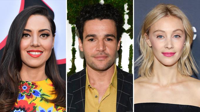 Aubrey Plaza, Christopher Abbott & Sarah Gadon Star In 'Black Bear'